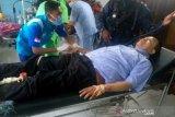 Rombongan Tim Gabungan Pencari Fakta Intan Jaya malah ditembak