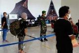 200 WNI dari Malaysia jalani protokol kesehatan di Kualanamu