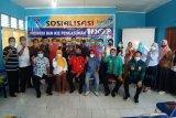 BKKBN Gelar Sosialisasi 1000 HPK Melalui Pokja Advokasi di Muna