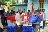 Polres Jayapura ajak warga Sentani Timur dukung dan sukseskan PON XX