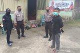 Personil Polres Palu kawal pelaksanaan kampanye paslon