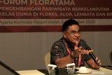 DPR harapkan Labuan Bajo terintegrasi dengan wisata lain di Flores