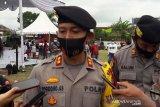 Polisi tangkap 149 peserta unjuk rasa anarkis di Magelang