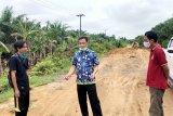 Pemkab dibantu dunia usaha perbaiki ruas jalan di Lamandau