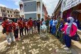 Desa Nikkel Luwu Timur dapat bantuan wastafel dari AMPI