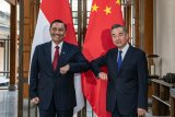 Luhut bertemu dengan Menlu China bahas kerja sama hadapi COVID-19