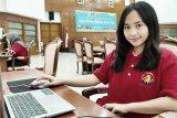 Tim Putri Indonesia sapu tiga kemenangan di hari pertama Catur Online Asia