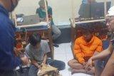 Dua pelajar diduga terlibat kasus pengiriman narkoba di BIM, Empat tersangka diamankan Polda Sumbar