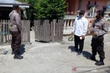 Polisi kawal kampanye calon wali kota Palu dengan protokol kesehatan