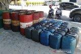 Polda Sulteng amankan 1,7 ton BBM ilegal di Palu