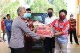 Pemkab Luwu Timur terima bantuan sembako dari PT CLM