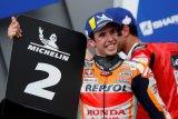 Setelah podium perdana, Alex Marquez makin percaya diri menuju Aragon