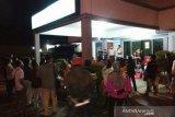 Polrestabes Palembang pulangkan  mahasiswa dan pelajar ikut aksi massa