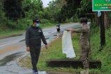 Pemasangan alat peraga kampanye  di  Bintan  melanggar aturan