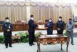 Fraksi DPRD Barut sampaikan pendapat akhir raperda Retribusi Jasa Umum
