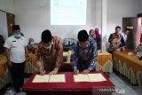 Pemkab Solok tandatangani nota kesepakatan kerja sama dengan STAI Solok Nan Indah