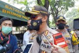 1,000 police personnels take rapid test after guarding rallies