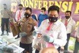 Tujuh orang jadi tersangka penganiaya polisi saat aksi massa