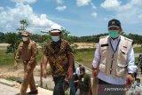 Kementerian PUPR sebut progres kolam retensi di Kendari capai 80 persen