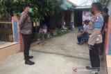 Polisi kawal 30 orang massa kampanye paslon Hadianto-Reny