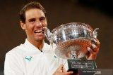 Nadal juara Grand Slam French Open