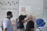 Pameran Kontemporer Palembang Venesia dari Timur