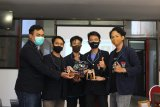 Mahasiswa ITT Purwokerto kembangkan  robot pemadam kebakaran