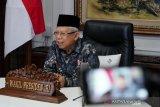 Maruf Amin: Omnibus Law tingkatkan daya saing Indonesia di tingkat global