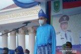 Bupati pimpin upacara peringatan HUT Natuna ke 21