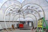 Pengunjung ke Ancol 2.458 orang saat pembukaan PSBB transisi