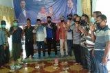 Kampanye Dialogis Bagus Santoso di Bantan Air, Masyarakat minta jalur Lintas Batas kembali dibuka