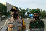 13 orang jadi tersangka dalam gelombang  aksi massa di Palembang
