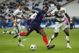Tidak ada gol tercipta di pertandingan Prancis kontra Portugal
