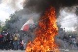 Unjuk Rasa Tolak Omnibus Law Di Banyuwangi
