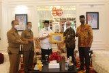 Menteri Keuangan apresiasi Pemkab Solok atas laporan keuangan melalui WTP
