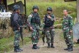 Danrem 172/PWY kunjungi prajurit TNI bertugas di distrik Mbua Nduga