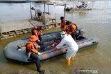 Tim SAR temukan surveyor kapal tenggelam di dermaga PT OSS dalam kondisi meninggal