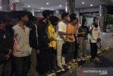 Polisi amankan sepuluh remaja diduga ikut unjuk rasa di Istana Merdeka Jakarta