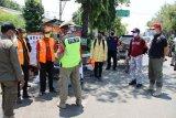 Giatkan penegakan protokol kesehatan di Jateng, petugas sisir tempat berpotensi kerumunan