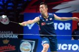Babak kedua Denmark Open menyisakan dua tunggal putra Asia