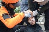 Dua mahasiswa tersangka penghasut massa terancam penjara 7 tahun