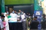 BPJAMSOSTEK bersama Pemkot Manado serahkan santunan kematian anggota Korpri
