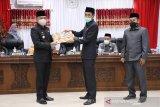 Bupati Bantaeng serahkan empat ranperda kepada DPRD