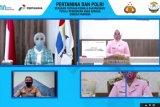 Tujuh TK Bhayangkari di Sultra Terima Bantuan Laptop dari Pertamina