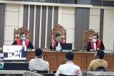 Saksi: Calon pegawai PDAM Kudus  teken pernyataan seleksi bebas biaya