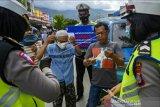 Pemkab Parimo  gratiskan biaya rapid test sopir angkutan umum