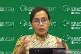 Sri Mulyani: Pandemi COVID-19 memaksa masyarakat lakukan transformasi digital