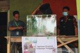Dompet Dhuafa Singgalang bantu pelaku UMKM terdampak pandemi COVID-19