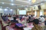 KPU Pariaman tetapkan DPT Pilgub dan Wagub Sumbar 65.159 orang