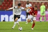 Drama enam gol saat Swiss bermain imbang Jerman 3-3